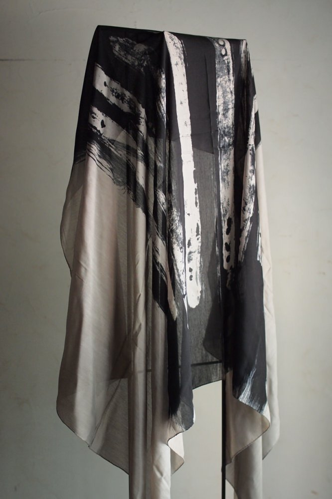 Taupe D.Motoike/SCARF-23th Decmber-