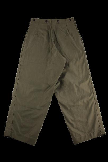 TUKI/military baggs reverse
