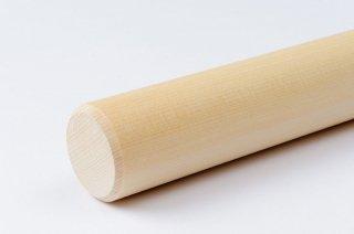 そば打ち道具 麺棒 φ28〜30mm/ヒバ