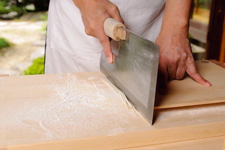 そば打ち道具 麺切り板