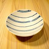 森正洋デザイン平茶碗 ST-28 白山陶器