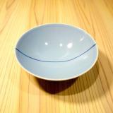 森正洋デザイン平茶碗 I-18 白山陶器