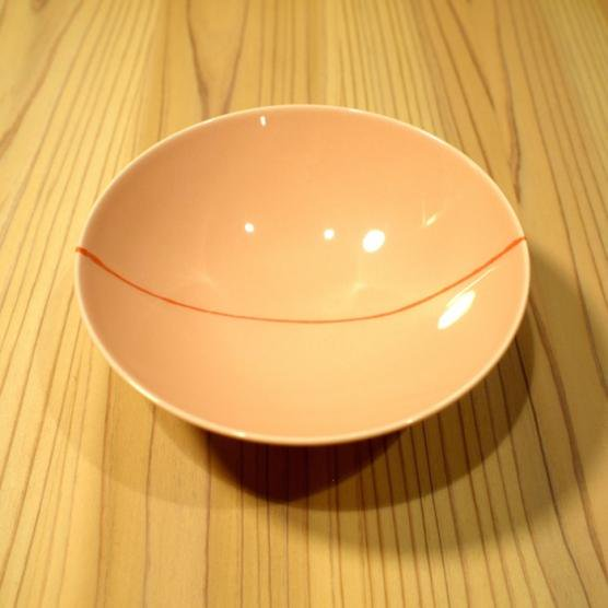 森正洋デザイン平茶碗 H-26 白山陶器 メインイメージ