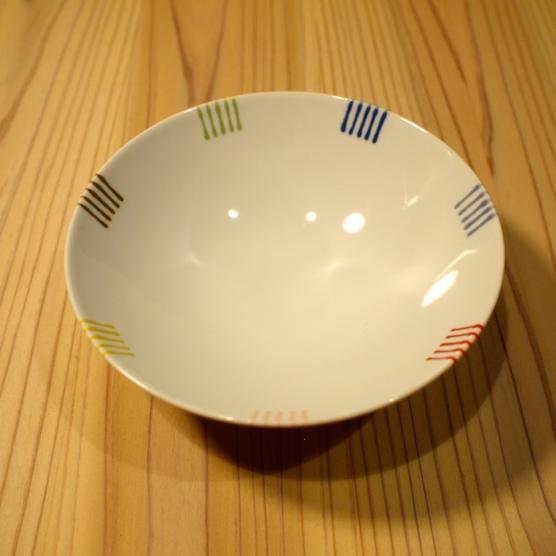 森正洋デザイン平茶碗 AB-6 白山陶器 メインイメージ