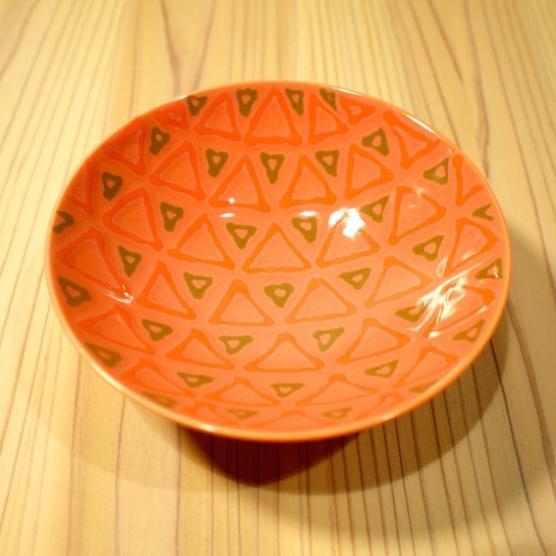 森正洋デザイン平茶碗 RH-23 白山陶器 メインイメージ