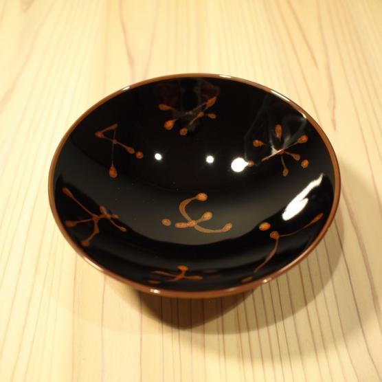 森正洋デザイン平茶碗 E-7 白山陶器 メインイメージ