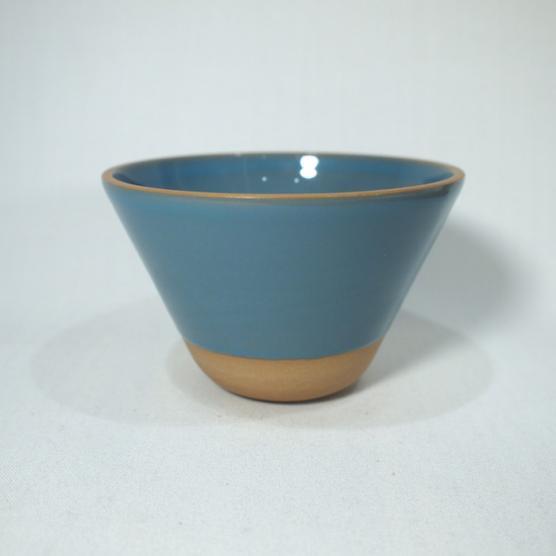 contes bowl ブラウンxターコイズ メインイメージ