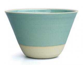 contes bowl イエローxアイスグリーン