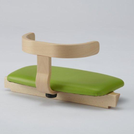 UPRIGHT 赤ちゃんから姿勢良くずっと座れるアップライトベビーシート メインイメージ
