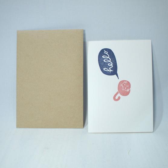 kana 二つ折りカード メインイメージ