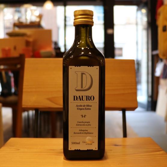 スペイン産オリーブオイル ダウロ DAURO メインイメージ