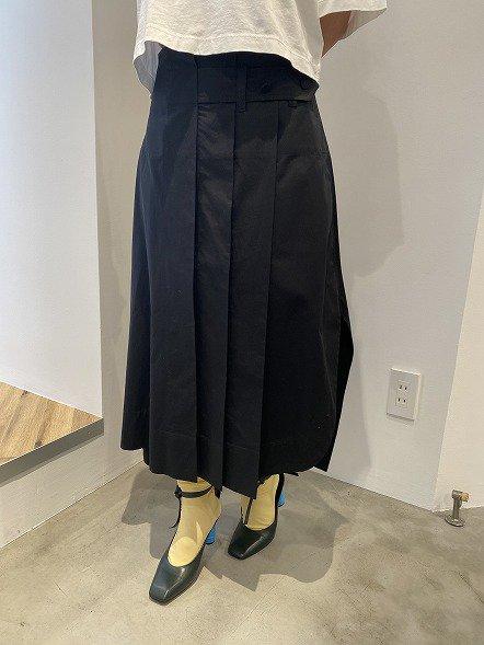 SPORTMAX スカートブラック