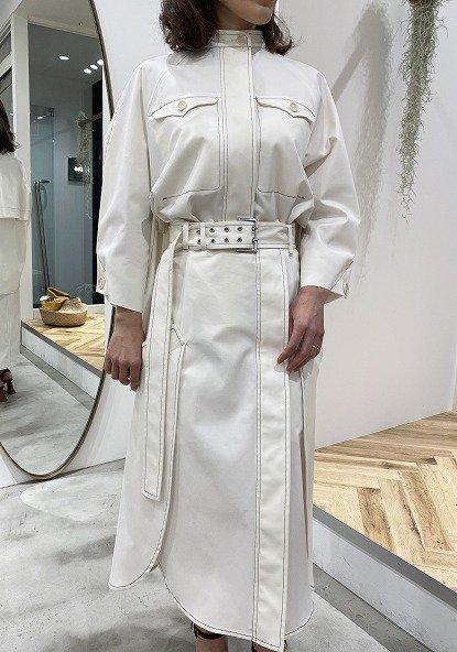 SPORTMAX スカートホワイト