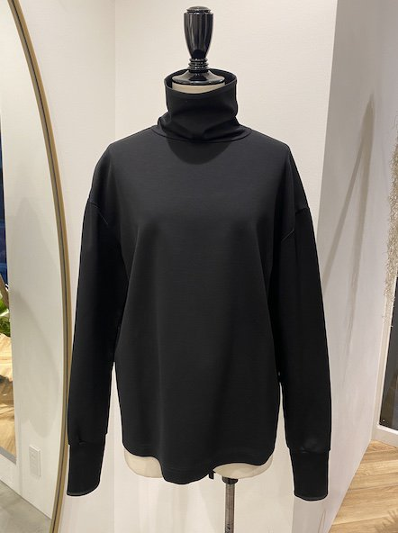<img class='new_mark_img1' src='https://img.shop-pro.jp/img/new/icons50.gif' style='border:none;display:inline;margin:0px;padding:0px;width:auto;' />THE RERACS TURTLE NECK PULLOVER