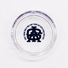 AGIT B.B Logo Ashtray Circle