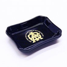AGIT B.B Logo Ashtray Square