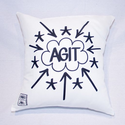 AGIT「Eric Haze For Agit Special Edition」CUSHION