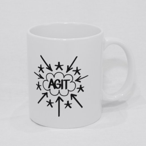 AGIT「Eric Haze For Agit Special Edition」MUG CUP