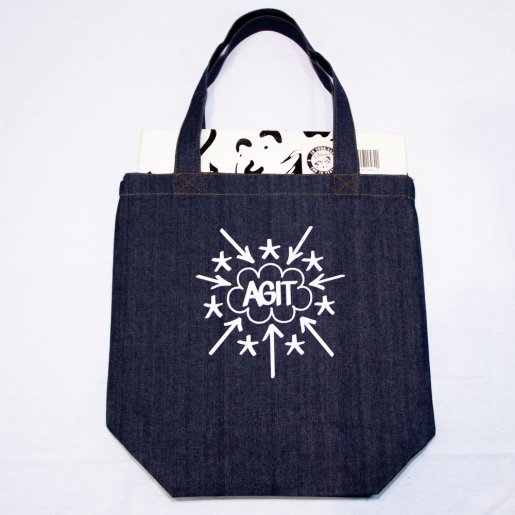AGIT「Eric Haze For Agit Special Edition」DENIM TOTE BAG
