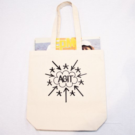AGIT「Eric Haze For Agit Special Edition」COTTON TOTE BAG