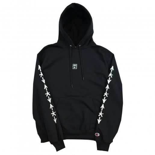 AGIT Eric Haze for Agit Special Edition Hoody(Black)