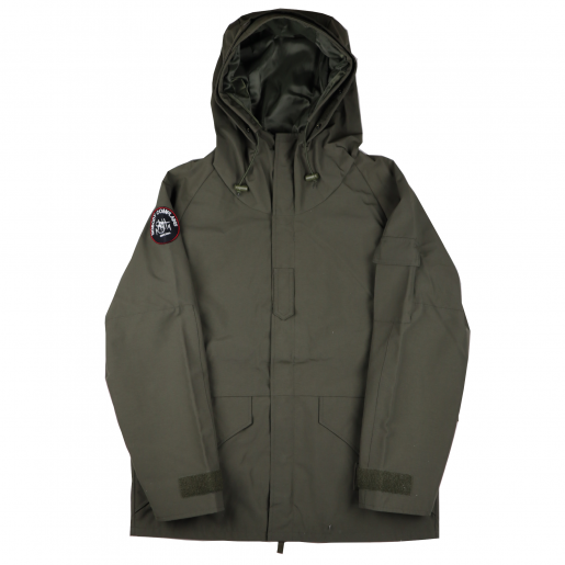 AGIT Nylon Mountain Hoody(Olive)