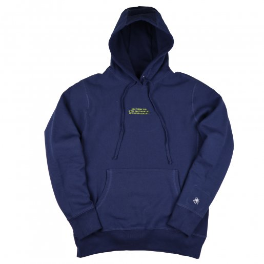 AGIT High Grade Sweat Collection Hoody(Navy×Yellow)
