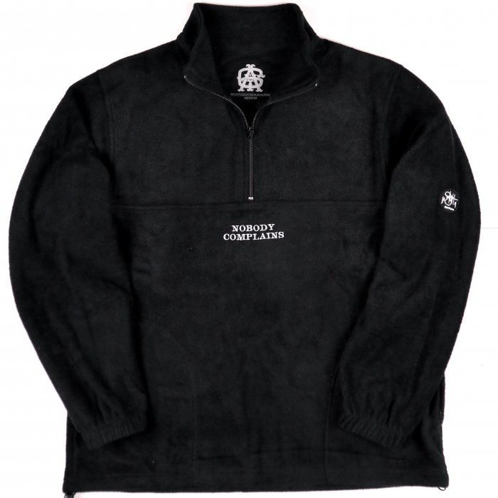 AGIT NBC Fleece P/O(Black×White)