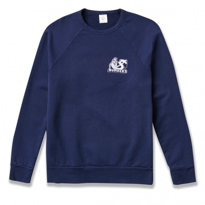 NUMBERS EDITION TERMITE - FLEECE CREW