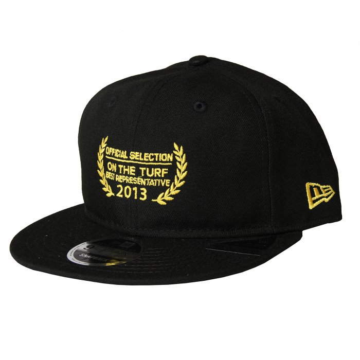 <img class='new_mark_img1' src='https://img.shop-pro.jp/img/new/icons47.gif' style='border:none;display:inline;margin:0px;padding:0px;width:auto;' />BORN X RAISED OFFICIAL SELECTION DAD HAT (Black)