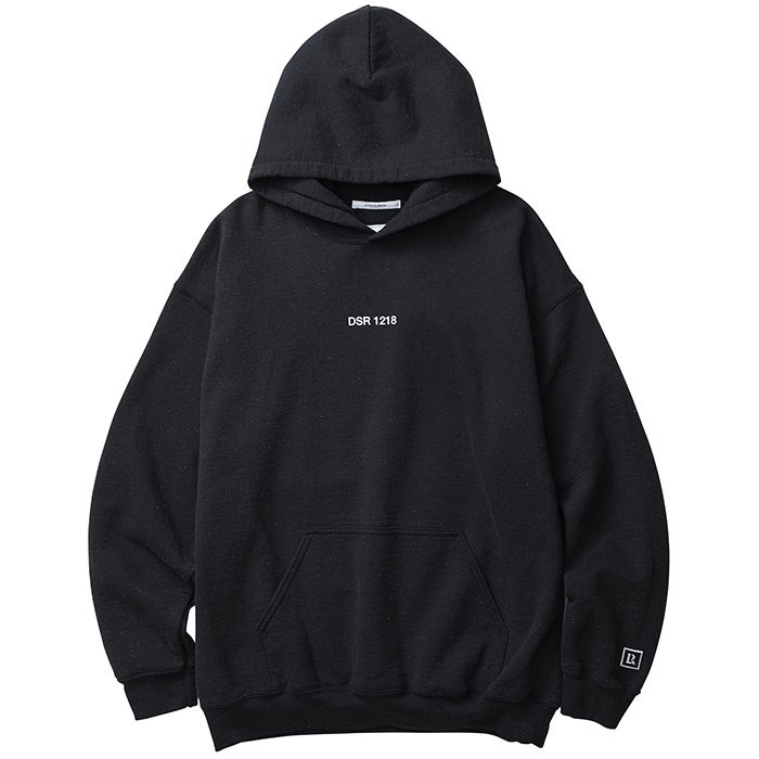 Liberaiders SPACE ROCKET PULLOVER HOODIE(Black)