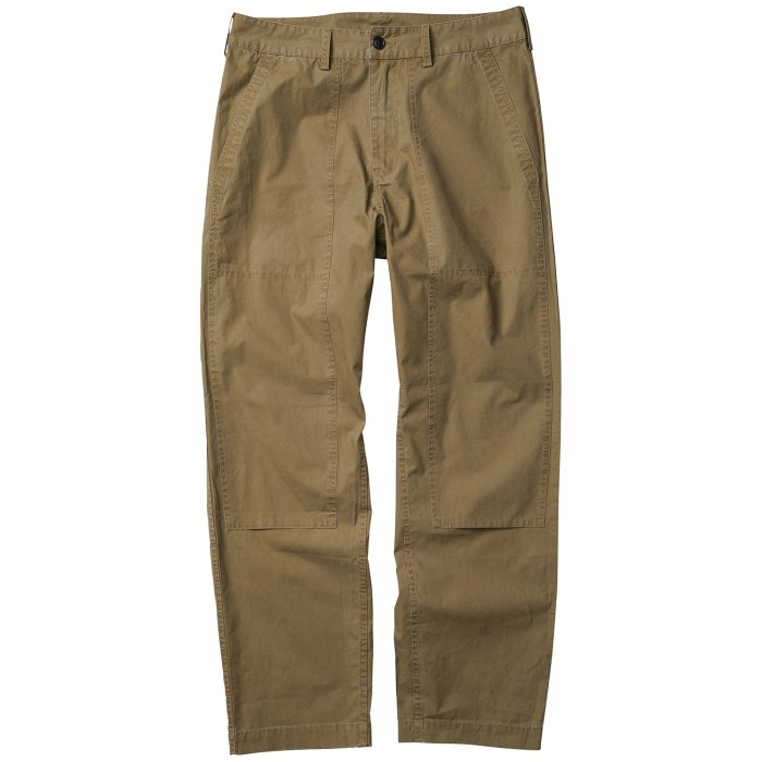 LIBERAIDERS POPLIN BAKER PANTS(Brown)