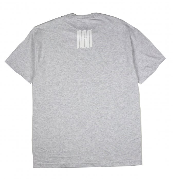AGIT Luggage Tag S/S Tee(Ash Grey)