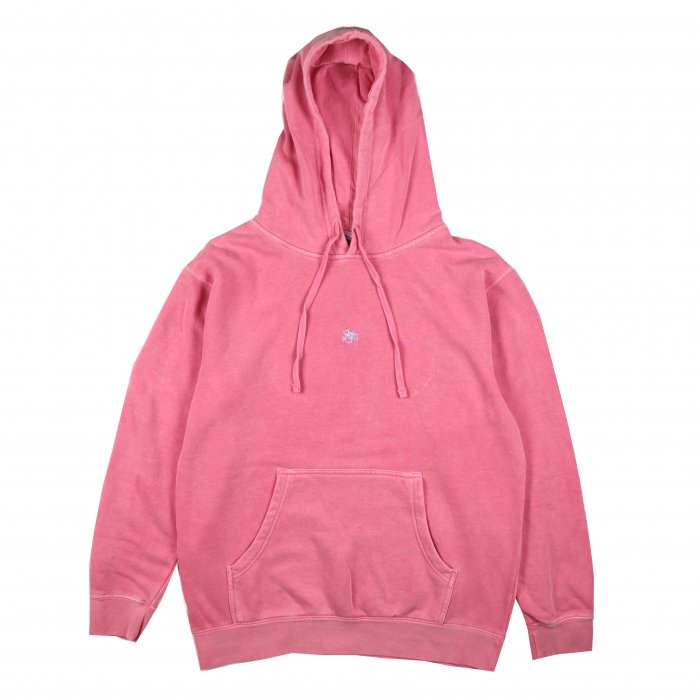 <img class='new_mark_img1' src='//img.shop-pro.jp/img/new/icons50.gif' style='border:none;display:inline;margin:0px;padding:0px;width:auto;' />AGIT OG Logo Spring Hoody(Pink×Powder Blue)