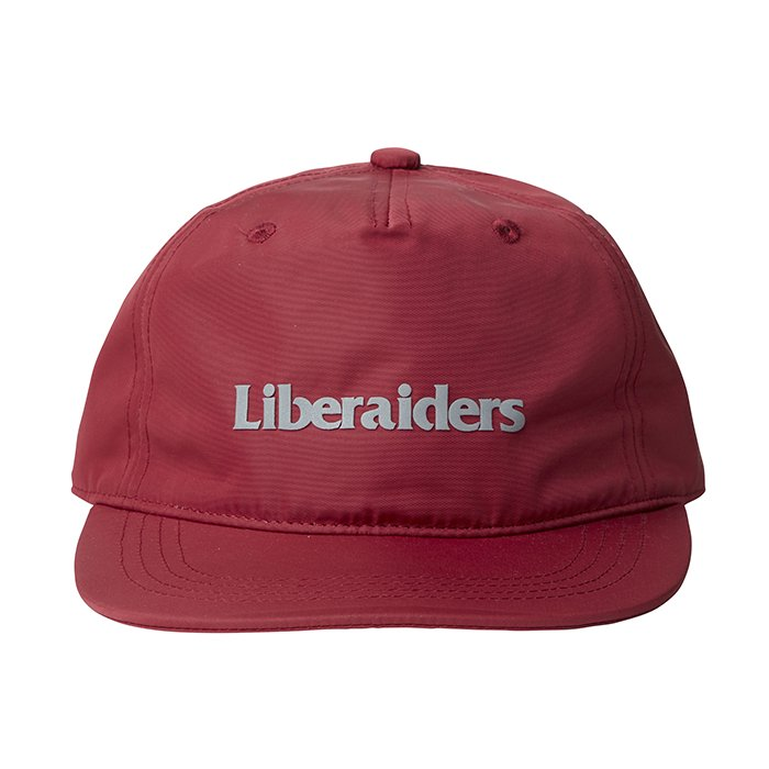 <img class='new_mark_img1' src='//img.shop-pro.jp/img/new/icons1.gif' style='border:none;display:inline;margin:0px;padding:0px;width:auto;' />Liberaders REFLECTIVE OG LOGO CAP(Burgundy)