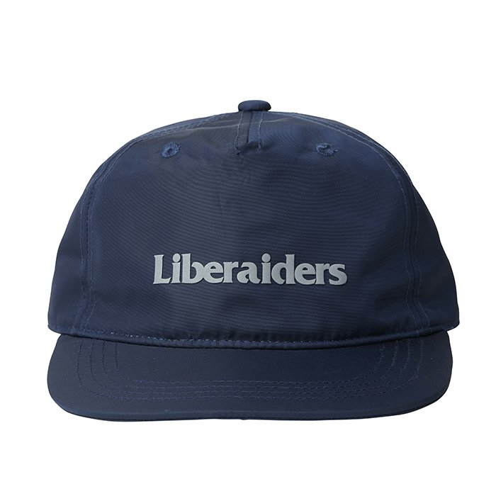 <img class='new_mark_img1' src='//img.shop-pro.jp/img/new/icons47.gif' style='border:none;display:inline;margin:0px;padding:0px;width:auto;' />Liberaders REFLECTIVE OG LOGO CAP(Navy)