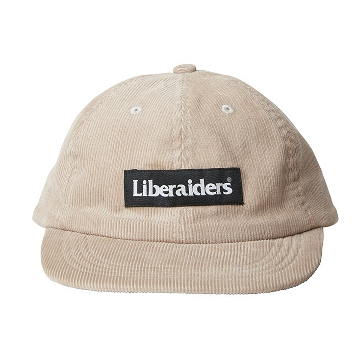 <img class='new_mark_img1' src='//img.shop-pro.jp/img/new/icons47.gif' style='border:none;display:inline;margin:0px;padding:0px;width:auto;' />Liberaders CORDUROY CAP(Beige)