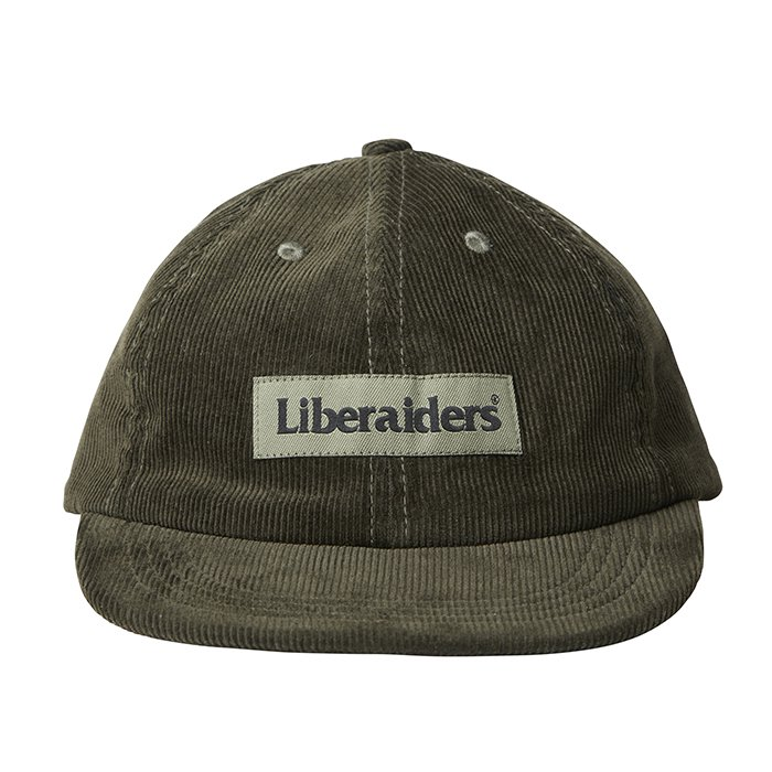 <img class='new_mark_img1' src='//img.shop-pro.jp/img/new/icons1.gif' style='border:none;display:inline;margin:0px;padding:0px;width:auto;' />Liberaders CORDUROY CAP(Olive)