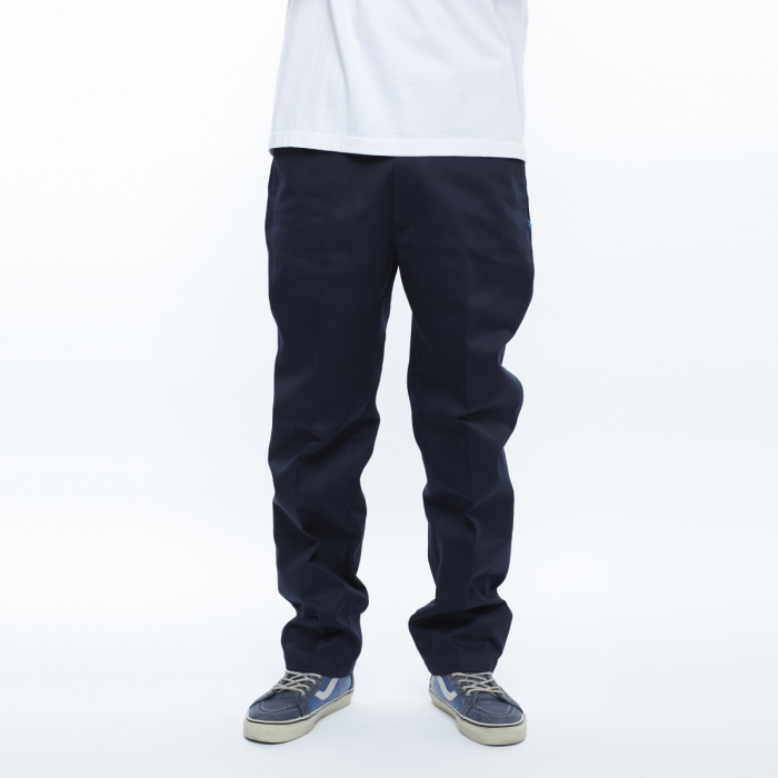 <img class='new_mark_img1' src='//img.shop-pro.jp/img/new/icons57.gif' style='border:none;display:inline;margin:0px;padding:0px;width:auto;' />Liberaders CHINO TROUSERS(Navy)