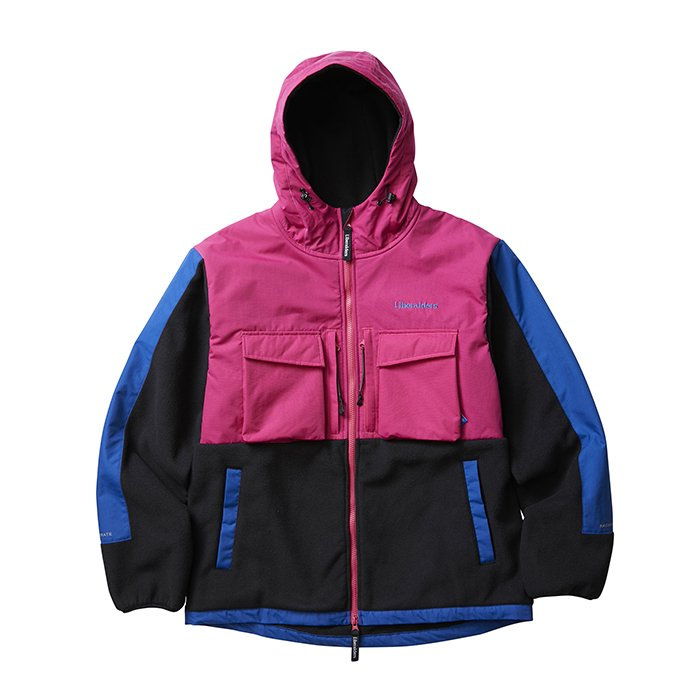 <img class='new_mark_img1' src='//img.shop-pro.jp/img/new/icons47.gif' style='border:none;display:inline;margin:0px;padding:0px;width:auto;' />Liberaiders POLARTEC FLEECE JKT(Pink)