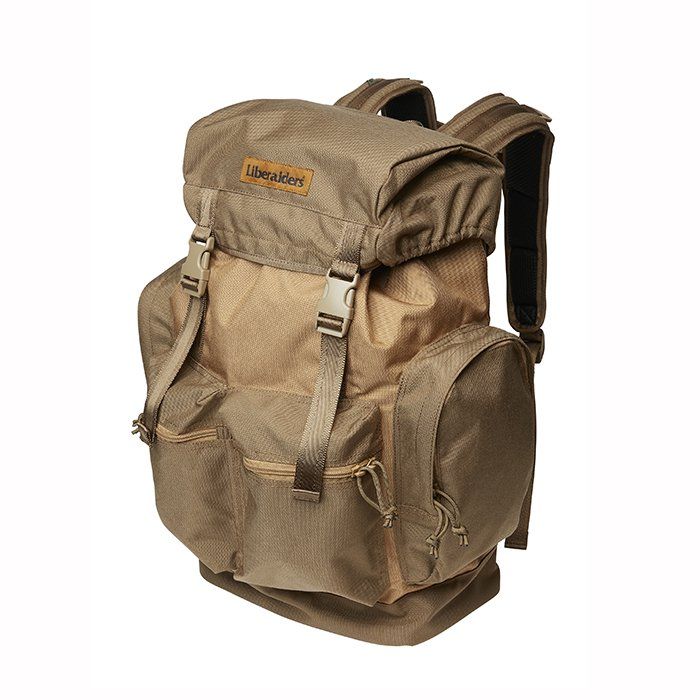 <img class='new_mark_img1' src='//img.shop-pro.jp/img/new/icons1.gif' style='border:none;display:inline;margin:0px;padding:0px;width:auto;' />Liberaiders TRAVELIN' SOLDIER BACKPACK(Coyote)