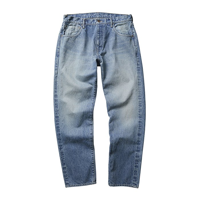 <img class='new_mark_img1' src='//img.shop-pro.jp/img/new/icons47.gif' style='border:none;display:inline;margin:0px;padding:0px;width:auto;' />Liberaiders LR DENIM PANTS (Herd wash)