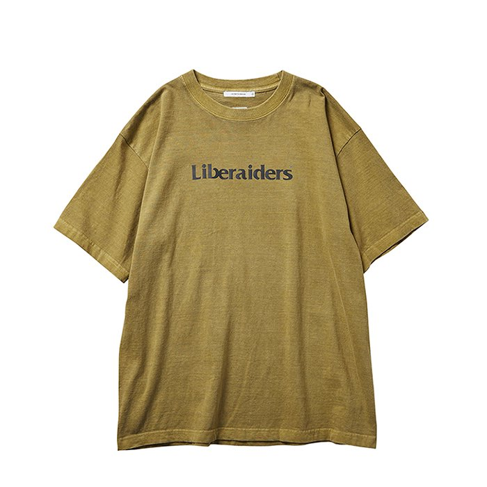 <img class='new_mark_img1' src='https://img.shop-pro.jp/img/new/icons1.gif' style='border:none;display:inline;margin:0px;padding:0px;width:auto;' />Liberaiders OG LOGO TEE(Sand)