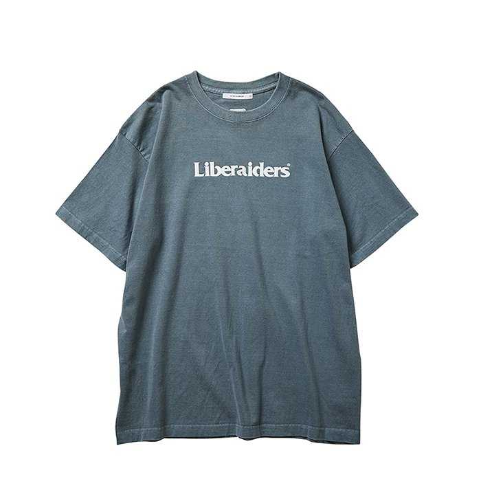 <img class='new_mark_img1' src='https://img.shop-pro.jp/img/new/icons47.gif' style='border:none;display:inline;margin:0px;padding:0px;width:auto;' />Liberaiders OG LOGO TEE(Dark turquoise)