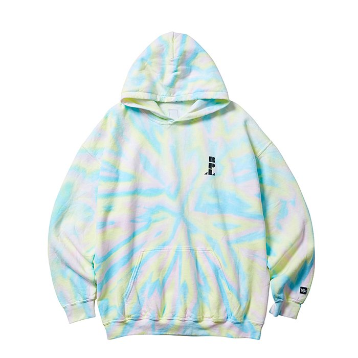 <img class='new_mark_img1' src='https://img.shop-pro.jp/img/new/icons47.gif' style='border:none;display:inline;margin:0px;padding:0px;width:auto;' />Liberaiders TIEDYE PULLOVER HOODIE(Multi)