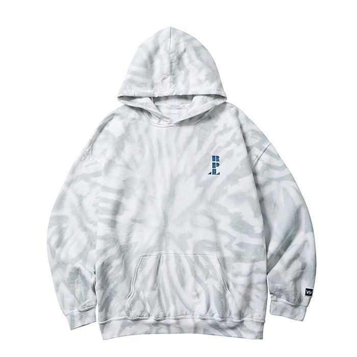 <img class='new_mark_img1' src='https://img.shop-pro.jp/img/new/icons47.gif' style='border:none;display:inline;margin:0px;padding:0px;width:auto;' />Liberaiders TIEDYE PULLOVER HOODIE(Gray)