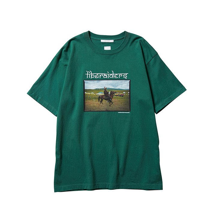<img class='new_mark_img1' src='https://img.shop-pro.jp/img/new/icons1.gif' style='border:none;display:inline;margin:0px;padding:0px;width:auto;' />Liberaiders M.A.W TEE (Green)