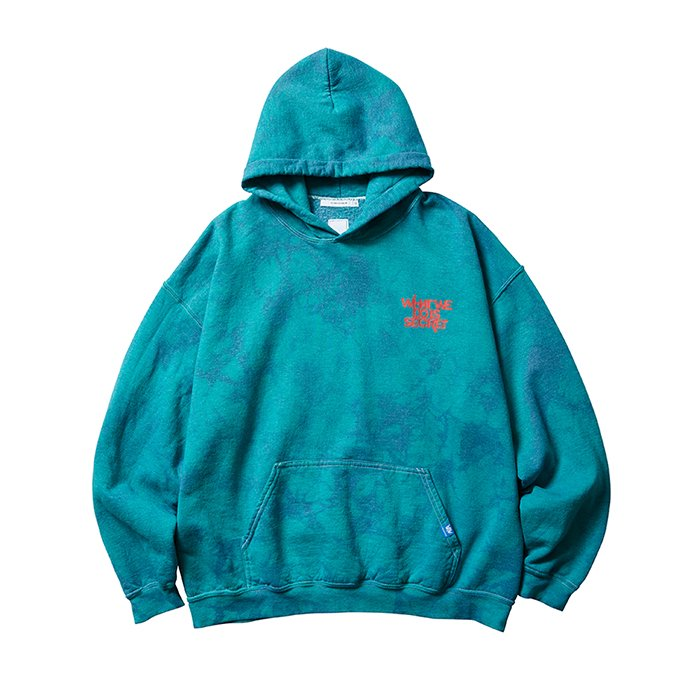 <img class='new_mark_img1' src='https://img.shop-pro.jp/img/new/icons1.gif' style='border:none;display:inline;margin:0px;padding:0px;width:auto;' />Liberaiders TIE DYE PULLOVER HOODIE (Blue)