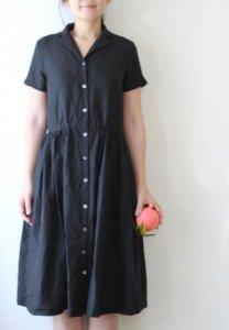 LIVRE DRESS <irish linen>
