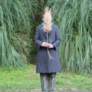 SHAWLCALLER COAT <Harris Tweed>